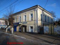 Жилой дом — Вольск, улица Революционная, 38