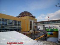 Железнодорожный вокзал — Уфа, Привокзальная площадь, 3