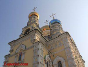 Покровский кафедральный собор — Владивосток, Океанский проспект, 44