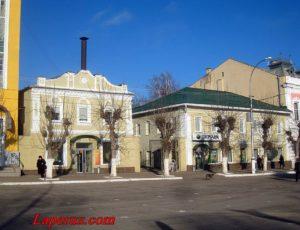 Усадьба Менькова — Вольск, улица Октябрьская, 112
