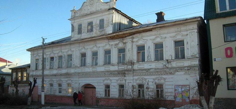 Жилой дом — Вольск, улица Чернышевского, 85