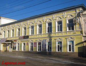 Дом Панчулидзева — Вольск, улица Революционная, 44
