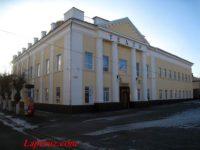 Вольский драматический театр — Вольск, улица Революционная, 3