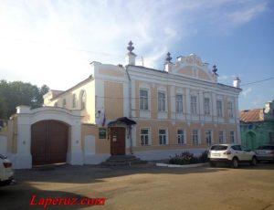 Отдел природы Вольского краеведческого музея — Вольск, улица Льва Толстого, 102