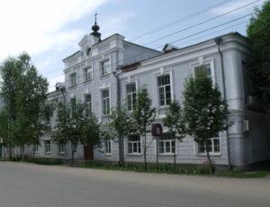 Плешановская богадельня — Ростов Великий, улица Спартаковская, 142