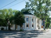 Мальшинская богадельня — Рязань, улица Маяковского, 41