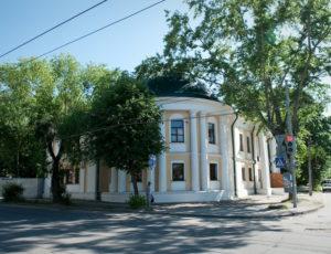 Малышинская богадельня — Рязань, улица Маяковского, 41