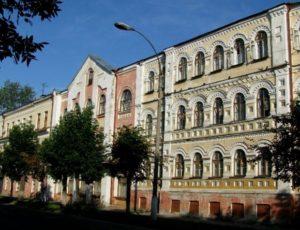 Городская (Мясниковская) больница — Ростов Великий, улица Ленинская, 40