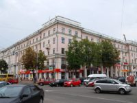 Гостиница «Ярославль» — Ярославль, улица Свободы, 2