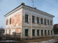 Дом Грушеньки — Старая Русса, набережная Глебова, 25