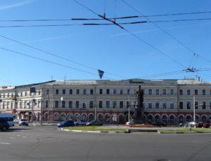 Дом Пастухова (Главпочтамт) — Ярославль, улица Комсомольская, 22