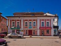 Дом Попова — Рыбинск, Преображенский переулок, 2