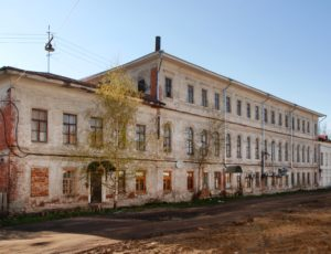 Дом Сорогина — Ростов Великий, Советская площадь, 8