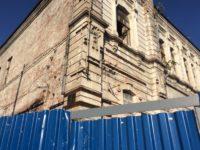 В Самаре треснул памятник архитектуры