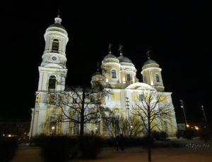 Князь-Владимирский собор — Санкт-Петербург, улица Блохина, 26