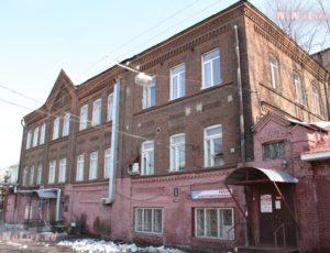 Назарьевский приют — Нижний Новгород, улица Кожевенная, 4