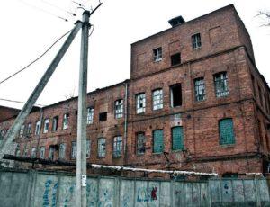Здание бывшей фабрики «Рольма» — Ростов Великий, улица Пролетарская, 86