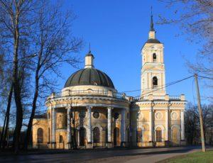 Храм Святого Илии Пророка — Санкт-Петербург, Шоссе Революции, 75