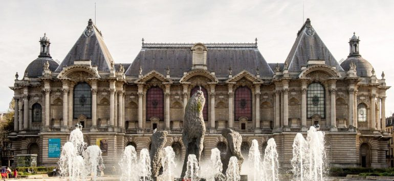 Дворец изящных искусств в Лилле (Palais des beaux-arts de Lille) — Лилль, Place de la Republique