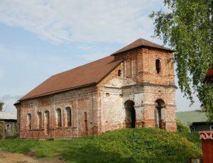 Церковь Бориса и Глеба — Ростов Великий, улица Петровичева, 11А
