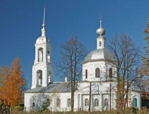 Церковь Николы на Всполье — Ростов Великий, улица Гоголя, 13А