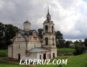 Церковь Исидора Блаженного на валах — Ростов, улица Карла Маркса, 25А