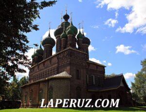 Церковь Иоанна Предтечи — Ярославль, 2-я Закоторосльная набережная, 69