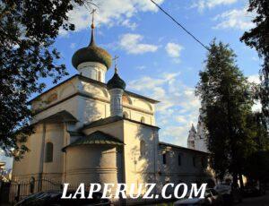 Церковь Рождества Христова — Ярославль, улица Кедрова, 1А