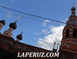 Церковь Сретения Господня — Ярославль, Депутатский переулок, 4
