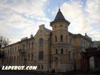 Дом купца Лебедева — Рязань, улица Полонского, 13