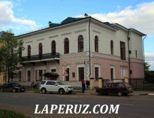 Дом Мальгиных — Ростов, улица Ленинская, 37