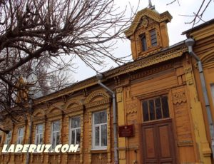 Дом купца Селиванова (Детский сад №20) — Рязань, Первомайский проспект, 19