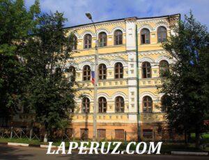 Городская (Мясниковская) больница — Ростов, улица Ленинская, 40