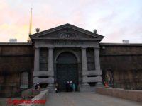 В Санкт-Петербурге отреставрируют отделку Петропавловской крепости