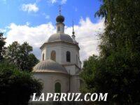 Церковь Николы на Всполье — Ростов, улица Гоголя, 13А