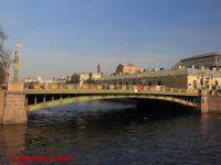 В Санкт-Петербурге отремонтируют Пантелеймоновский мост