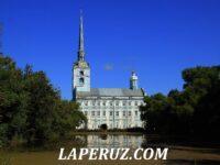 Церковь Петра и Павла — Ярославль, Петропавловский парк, 25А