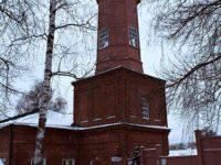 Пожарный обоз (Музей «Пожарная охрана Симбирска-Ульяновска») — Ульяновск, улица Ленина, 43