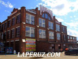 Здание бывшей фабрики «Рольма» — Ростов, улица Пролетарская, 86