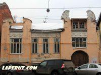 В Нижнем Новгороде начали реставрировать «Шахматный дом»