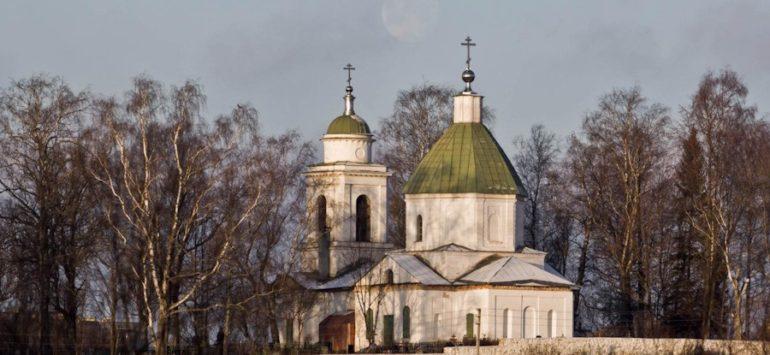 Троицкая церковь — Торжок, улица Дальняя Троица