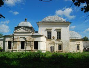 Васильевская церковь — Торжок, улица Мира, 7