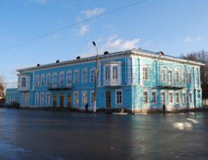 Гостиница Пожарского — Торжок, улица Дзержинского, 48