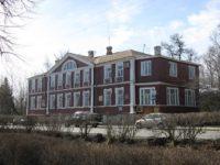 Дом горного начальника — Петрозаводск, улица Фридриха Энгельса, 5