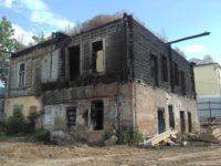 В Уфе восстановят сгоревший памятник архитектуры