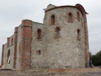 На Рюриковом городище реставрируют церковь XIV века
