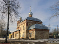 Пятницкая церковь — Торжок, улица Бакунина, 12