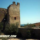 В Феодосии отреставрируют башню Константина
