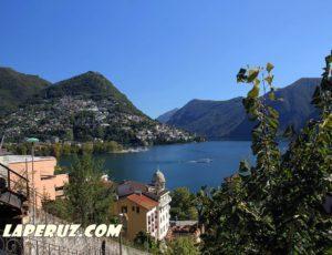 Лугано: Итальянская Швейцария