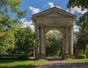 Адмиралтейские ворота — Гатчина